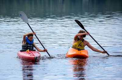 Activities and Programs at Camp Nominingue