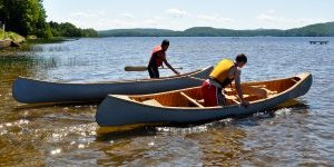 Nominingue Canoeing