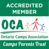 Camp Nominingue is an accredited member of OCA